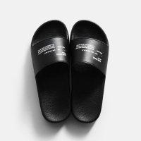 FreshService / SLIDE SANDAL(Black)