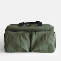 kirahvi yhdeksan / kidney - traveling bag(Khaki)