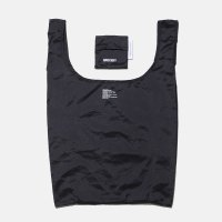 FreshService / FreshService×FREDRIK PACKERS PACKABLE GROCERY BAG(Black)