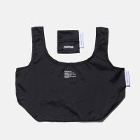 FreshService / FreshService×FREDRIK PACKERS PACKABLE CONVENI BAG(Black)