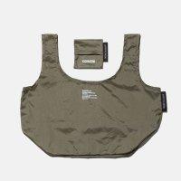 FreshService / FreshService×FREDRIK PACKERS PACKABLE CONVENI BAG(Khaki)