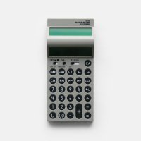 FreshService / DOUBLE SIDE CALCULATOR(Gray)