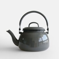 MUNDER-EMAIL / Water Kettle (Tapa gray)