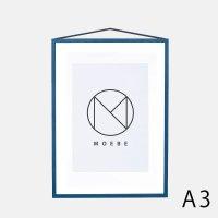 MOEBE / FRAME-A3(Aluminium(Petrol Blue))