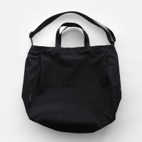 kirahvi yhdeksan / 2way tote × cordura rip stop (black)