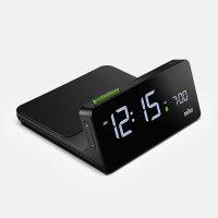 BRAUN / Digital Alarm Clock BC21B