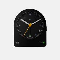 BRAUN / Analog Alarm Clock BC22B
