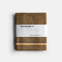 KARIN CARLANDER / TEXTILE NO.4 TEA TOWEL ZIGZAG(SIENNA)【メール便可 4点まで】