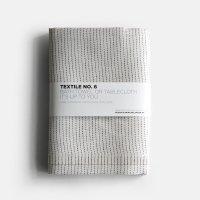 KARIN CARLANDER / TEXTILE NO.6 BATH TOWEL / TABLECLOTH YINYANG(WHEAT/BLACK)