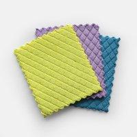 Rezi / Microfiber Sponge Cloth 3P Set【メール便可 1点まで】