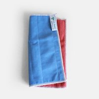 MQ・Duotex / Double Cloth(Red/Blue)【メール便可 1点まで】