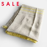LAPUAN KANKURIT / USVA summer blanket 150×200(Yellow)