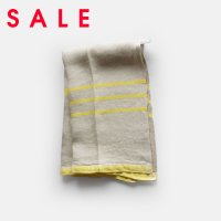 LAPUAN KANKURIT / USVA towel 48×70(Yellow)