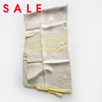 LAPUAN KANKURIT / USVA multi towel 95×180(Yellow)