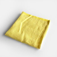 【SALE】LAPUAN KANKURIT / USVA napkin 47×47(Yellow)【メール便可 1点まで】