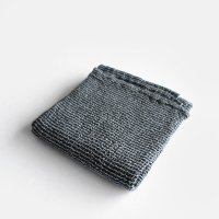 【SALE】LAPUAN KANKURIT / TERVA towel 48×70(Black-Linen)