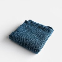 【SALE】LAPUAN KANKURIT / TERVA towel 48×70(Black-Blue)