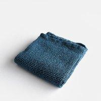 LAPUAN KANKURIT / TERVA towel 48×70(Black-Blue)