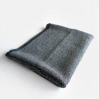 【SALE】LAPUAN KANKURIT / TERVA towel 65×130(Black-Linen)