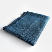 【SALE】LAPUAN KANKURIT / TERVA towel 65×130(Black-Blue)