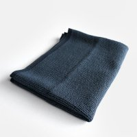 【SALE】LAPUAN KANKURIT / TERVA towel 65×130(Black-Grey)