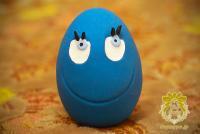 たまごちゃん-ブルー-