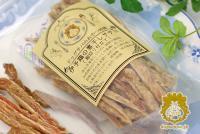 『松山ハーブ鶏の素干しササミ -細切り仕立て-』 /ドッグサパのおやつ時間。
