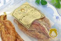 『伊予鶏の素干しササミ 55g』 /ドッグサパのおやつ時間。