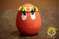 ハチマキたまごちゃん(レッド) /LANCO