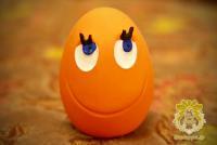 たまごちゃん-オレンジ-