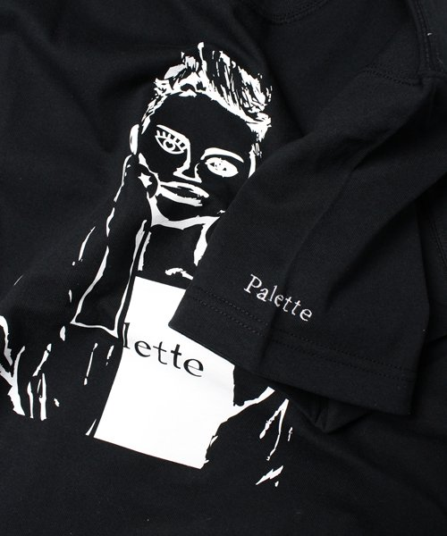 THE WOMEN #6 TEE(BLACK)