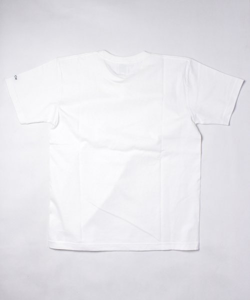JUST DID IT TEE(WHITE)