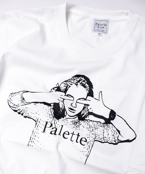 THE WOMEN #1 TEE(WHITE)