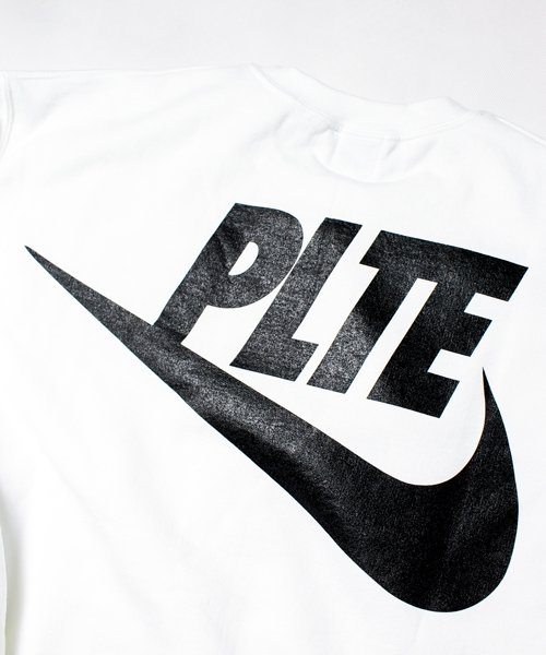 JUST DID IT #2 CREW SWEAT(WHITE)