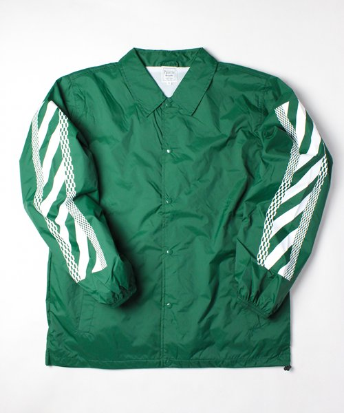 CHAOS COACH JACKET(GREEN)