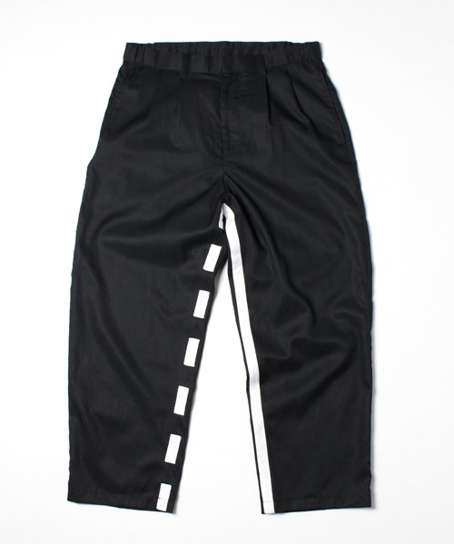 LINE WIDE UNCLE PANTS