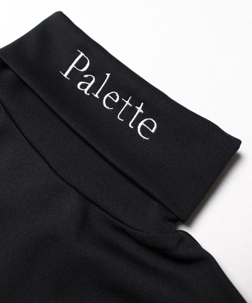 SMOOTH TURTLE NECK(BLACK)
