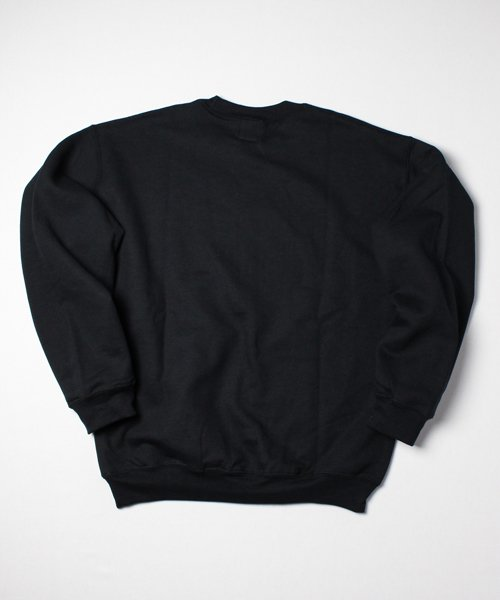 THE WOMEN NEW #1 CREW SWEAT(BLACK)