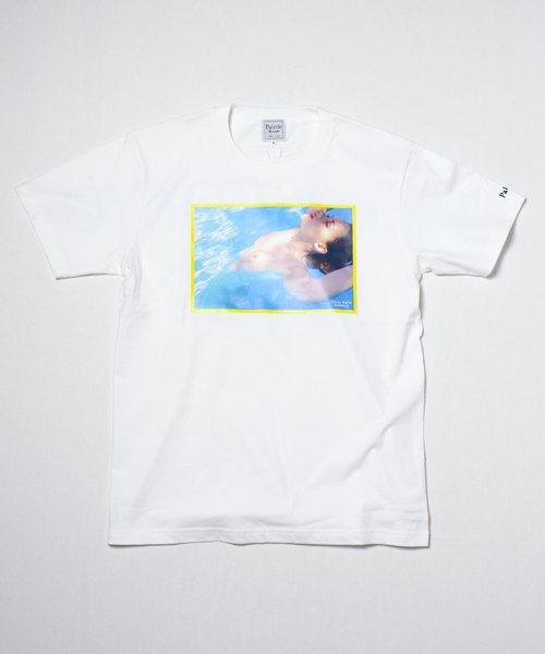 SWIMMING CLUB TEE(WHITE)