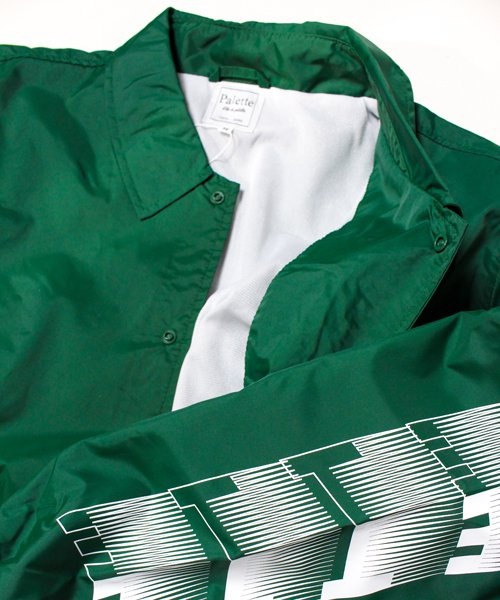 CRAZY MOTION BIG COACH JACKET(GREEN)