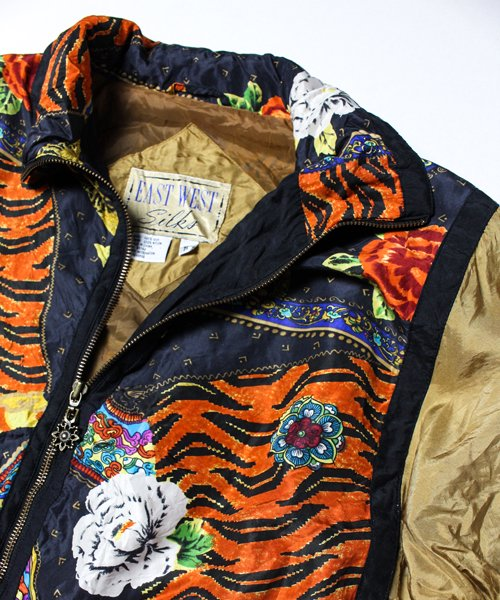 【USED】90s NYLON JACKET