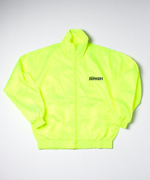【USED】90s FERRARI NYLON JACKET