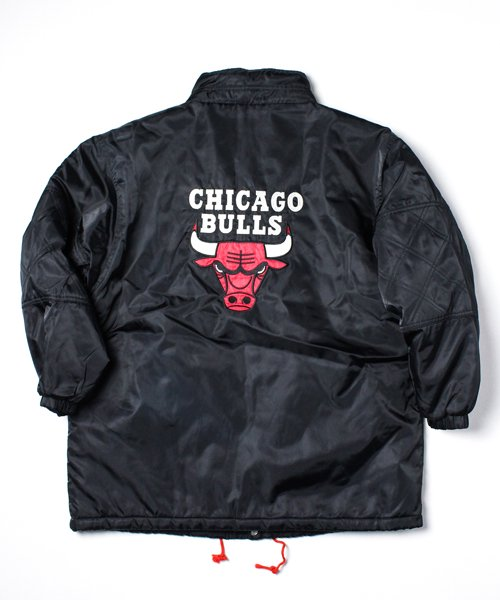 【USED】90s CHICAGO BULLS JACKET