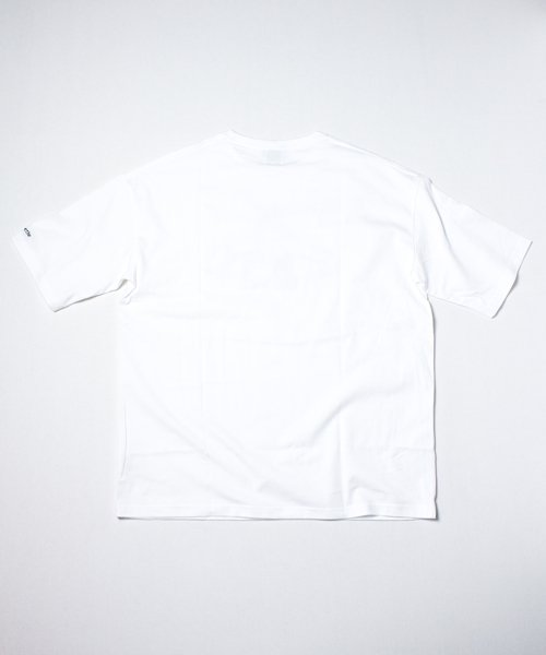THE WOMEN #1 BIG TEE(WHITE)