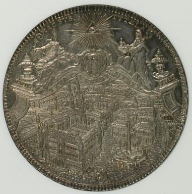 ドイツ アイヒシュタット 1781年...